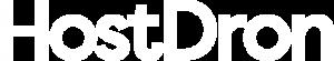 logo hostdron hd